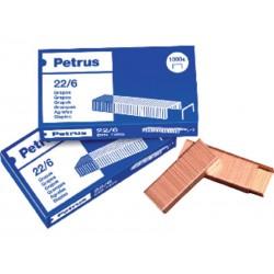 Petrus - PET C.1000 GRAPAS 22-24/8 COBRE 55714