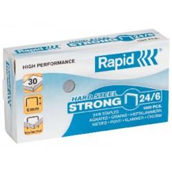 Rapid - RAP C.5000 GRAPAS 24/6 BLUE GA L 24859800