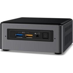 Intel - BOXNUC7I5BNH PC/estación de trabajo barebone Negro i5-7260U 2,2 GHz