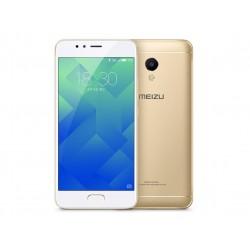 """Meizu - M5s 5.2"""" SIM doble 4G 3GB 16GB 3000mAh Oro, Blanco"""
