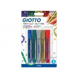 Giotto - GTO METALLIC 10,5 ML BLISTER 5 545100