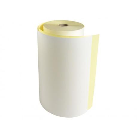 Exacompta - Rollo Papel Químico Autocopiativo 2h 57x70x25m 57g