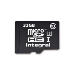 Integral - 32GB Micro SDHC 32GB MicroSDHC UHS Clase 10 memoria flash
