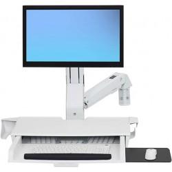 Ergotron - StyleView Carro para administración de tabletas Blanco PC - 45-260-216