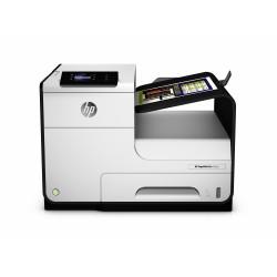 HP - PageWide Pro 452dw impresora de inyección de tinta Color 2400 x 1200 DPI A4 Wifi - D3Q16B