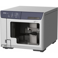 Epson - PP-50 Optical disc duplicator Blanco