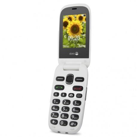 "Doro - 6030 2.4"" 94g Champán, Color blanco"