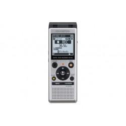 Olympus - WS-852 dictáfono Memoria interna y tarjeta de memoria Plata - 19879332