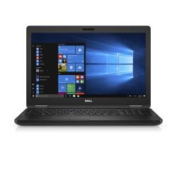 "DELL - Latitude 5580 2.50GHz i5-7200U 15.6"" 1366 x 768Pixeles Negro Portátil"