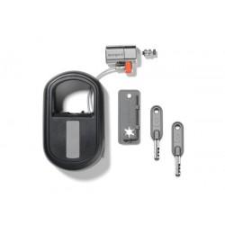 Kensington - Candado retráctil para portátiles con llave ClickSafe®