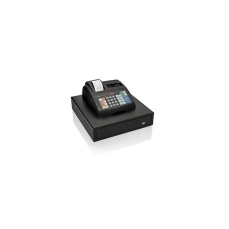 Olivetti - ECR 7700LD eco Plus Transferencia térmica 999PLUs VFD caja registradora