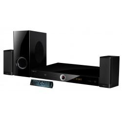 Nevir - NVR-711DCDU 2.1channels 25W Negro sistema de cine en casa