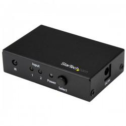 StarTech.com - VS221HD20 interruptor de video HDMI