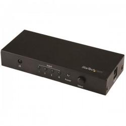 StarTech.com - VS421HD20 interruptor de video HDMI