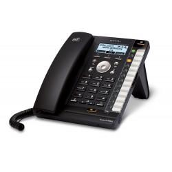 Alcatel - Temporis IP301G teléfono IP Negro Terminal con conexión por cable LED 8 líneas