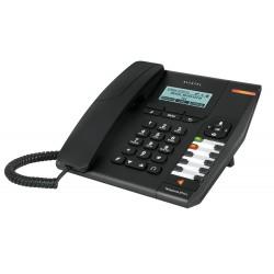 Alcatel - Temporis IP151 Terminal con conexión por cable 6líneas LED Negro teléfono IP