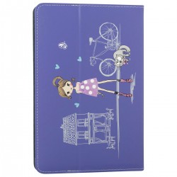 "e-Vitta - EVUN000415 7"" Folio Púrpura funda para tablet"