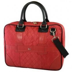 "e-Vitta - EVLB000252 maletines para portátil 40,6 cm (16"") Funda Negro, Rojo"