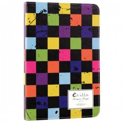 "e-Vitta - EVUS2PP034 10.1"" Folio Multicolor funda para tablet"