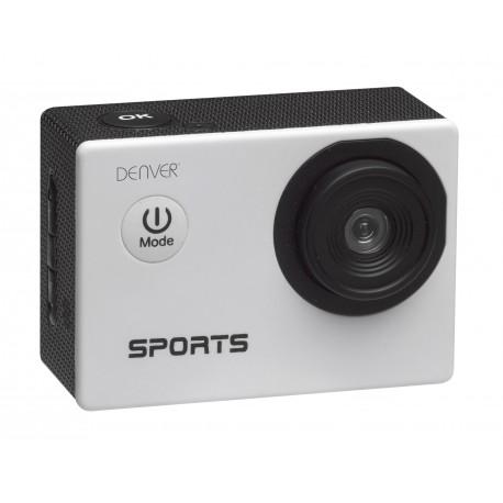 Denver - ACT-1013 1MP HD-Ready CMOS cámara para deporte de acción