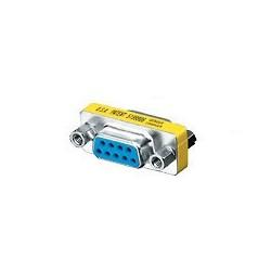 Equip - 124301 adaptador de cable DB-9 Plata