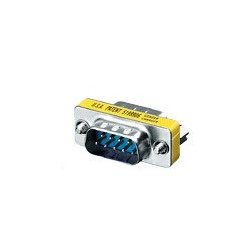 Equip - 124300 adaptador de cable DB-9 Plata
