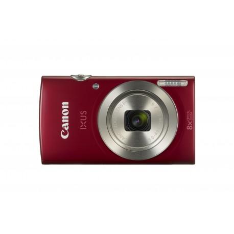 "Canon - Digital IXUS 185 Cámara compacta 20MP 1/2.3"" CCD 5152 x 3864Pixeles Rojo"