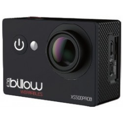 Billow - XS600PRO 16MP 4K Ultra HD Wifi 66g cámara para deporte de acción - XS600PROB