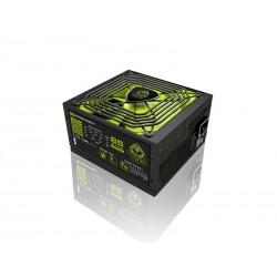 KeepOut - FX800B unidad de fuente de alimentación 800 W ATX Negro, Verde