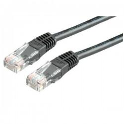 Nilox - 3m Cat6 UTP cable de red U/UTP (UTP) Negro