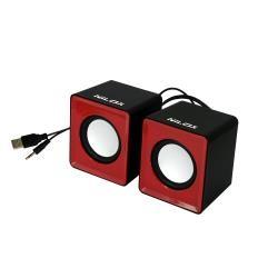 Nilox - 10NXPSJ3C3001 54W Negro, Rojo altavoz