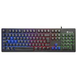 NGS - GKX-300 teclado USB Negro