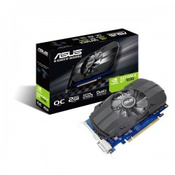 ASUS - PH-GT1030-O2G NVIDIA GeForce GT 1030 2 GB GDDR5