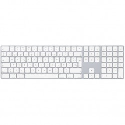 Apple - Magic Bluetooth QWERTY Español Blanco