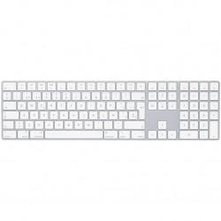 Apple - Magic teclado Bluetooth QWERTY Español Blanco