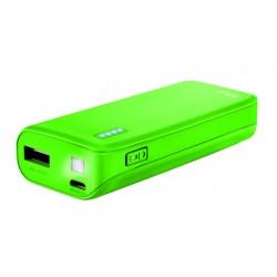 Trust - PRIMO Ión de litio 4400mAh Verde batería externa