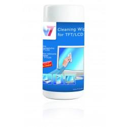 V7 - TFT & LCD Toallitas de limpieza - VCL1513