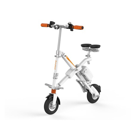 Archos - Urban 1seat(s) 20kmh Negro, Naranja, Color blanco scooter eléctrica