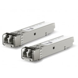 Ubiquiti Networks - UF-MM-1G red modulo transceptor Fibra óptica 1250 Mbit/s SFP 850 nm