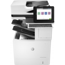 HP - LaserJet Enterprise Flow M632z Laser A4 1200 x 1200 DPI 61 ppm
