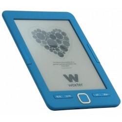 """Woxter - Scriba 195 6"""" 4GB Azul lectore de e-book"""