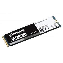Kingston Technology - KC1000 480GB M.2 PCI Express 3.0