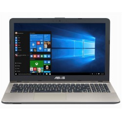"ASUS - P541UA-GQ1523R 2.70GHz i7-7500U 15.6"" 1366 x 768Pixeles Negro Portátil"