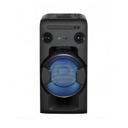 Sony - MHCV11 Freestanding Public Address (PA) system Negro sistema de megafonía