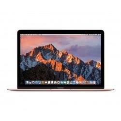 """Apple - MacBook 1.3GHz 12"""" 2304 x 1440Pixeles Oro rosado Portátil"""
