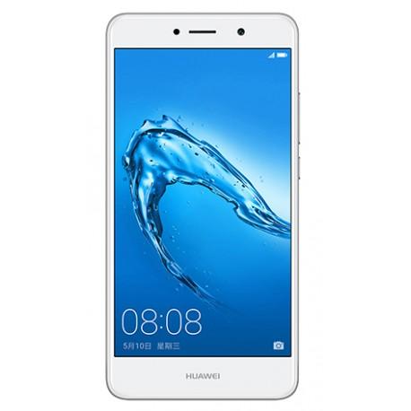 Huawei - Y7 SIM doble 4G 16GB Plata, Color blanco