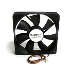 StarTech.com - Ventilador de PC 120x25mm con PWM – Conector con Modulación por Ancho de Pulso