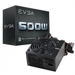 EVGA - 600W unidad de fuente de alimentación ATX Negro