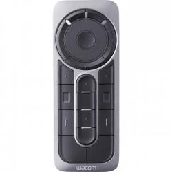 Wacom - ACK-411050 mando a distancia Negro, Gris Botones