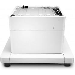 HP - Alimentador de papel con armario de la impresora LaserJet de 1x550